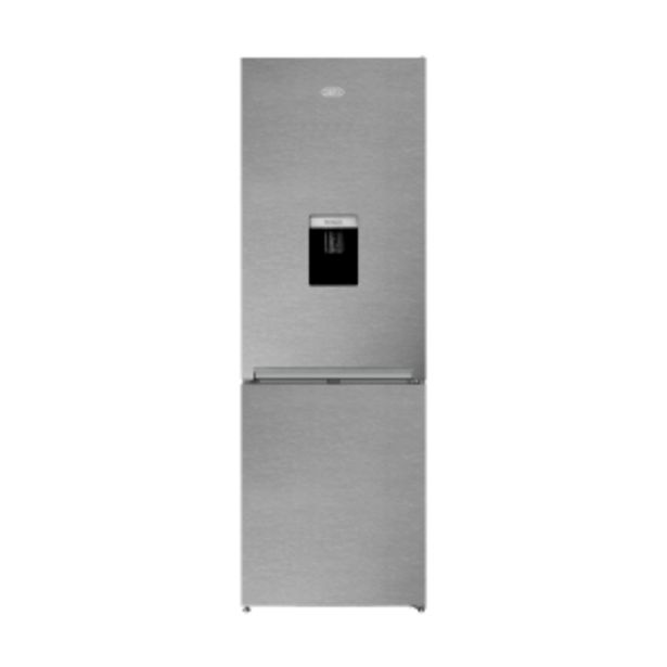 Defy 327L Metallic Combi Fridge/ Freezer with Wate ... offer at R 469