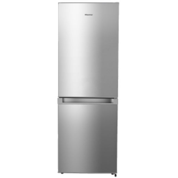 Hisense 230L Metallic Combi Fridge/Freezer offer at R 249
