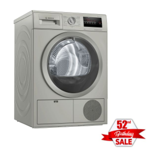 Bosch 8kg Silver Condenser Dryer offers at R 369