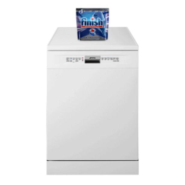 Smeg 13 Place White Aqua Dishwasher offer at R 379