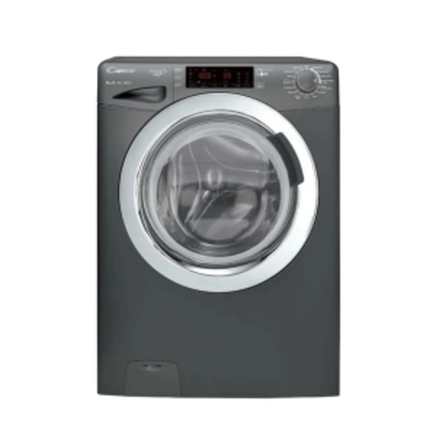 Candy 8kg Anthracite Front Loader Washing Machine offer at R 279