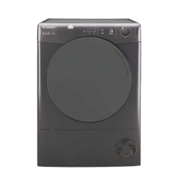 Candy 8kg Anthracite Smart Front Loader Tumble Dry ... offer at R 259