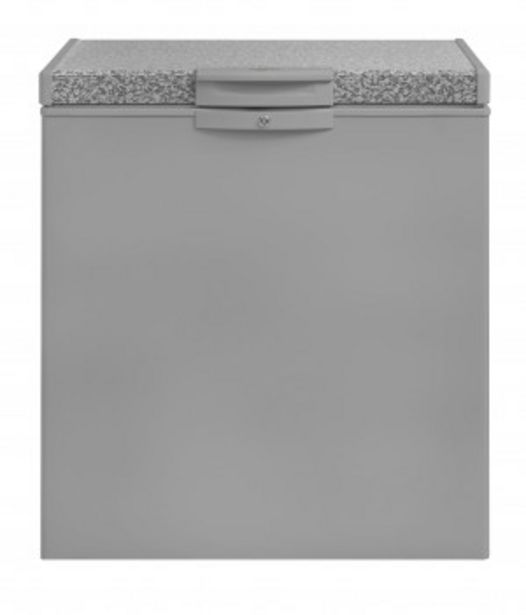 Defy 195L Metallic Chest Freezer offer at R 229