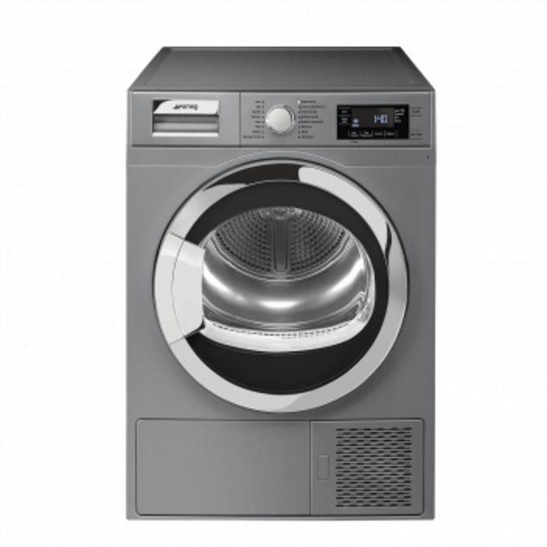 Smeg 8kg Silver Condenser Dryer offer at R 599