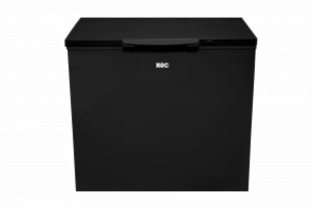 KIC 207L Black Chest Freezer offers at R 229