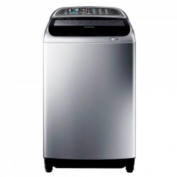 Samsung 13kg Light Grey Top Loader Washing Machine offer at R 329