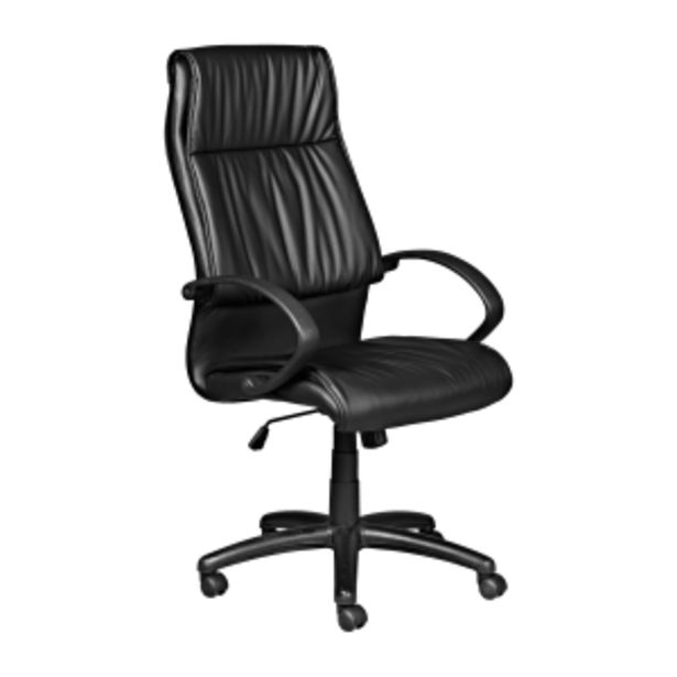 Nevada Leather Look High Back Chair offers at R 199