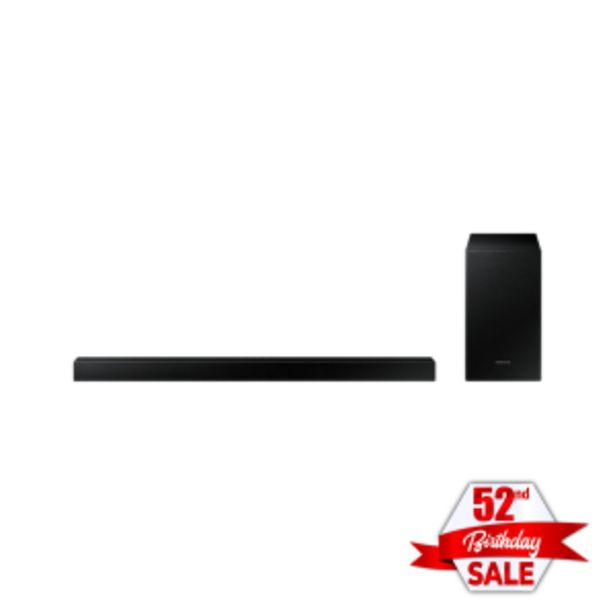 Samsung 2.1 Soundbar offers at R 279