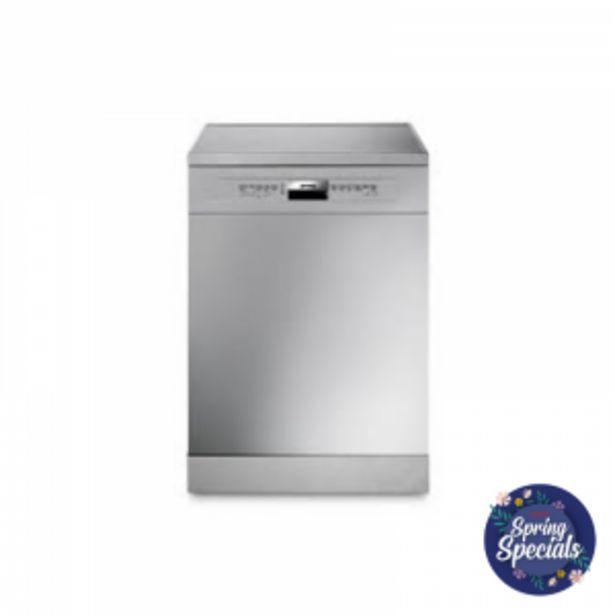 Smeg 13 Place Silver Aqua Dishwasher offer at R 369