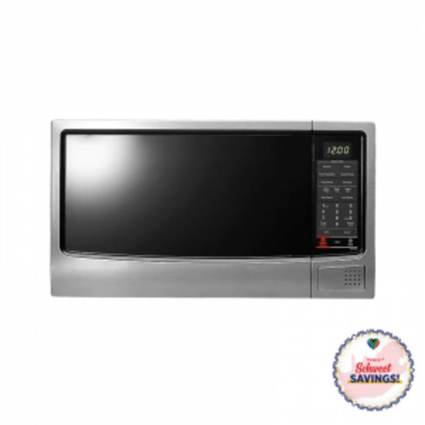 Samsung 40L Stainless Steel Microwave offers at R 149