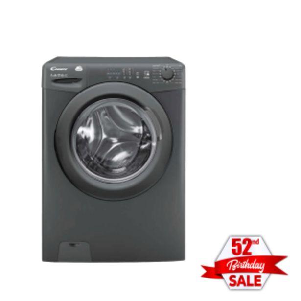 Candy 7kg Anthracite Smart Front Loader Washing Ma ... offer at R 229