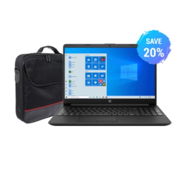 HP 15 i3 Bundle offer at R 499