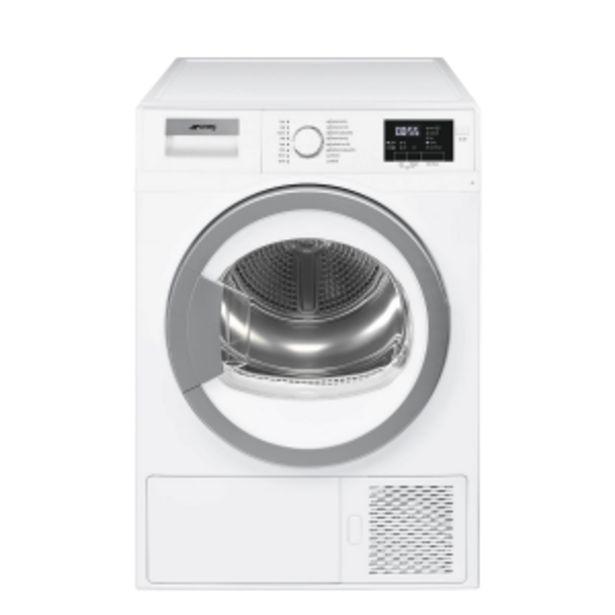 Smeg 8kg White Condenser Dryer offer at R 549