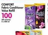 Comfort Fabric Conditioner  offer at R 100