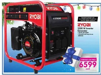 Ryobi 254 mm 1800 W Mitre Saw offer at R 6599
