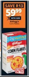 Kellogg's Corn Flakes offer at R 59,99