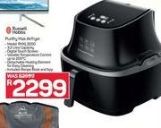 Russell Hobbs Purifry Max Airfryer offer at R 2299