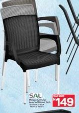 Sal Monaco Arm Chair offer at R 149
