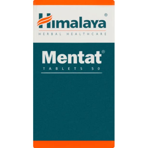 Herbal Healthcare Mentat 50 Tablets offers at R 122