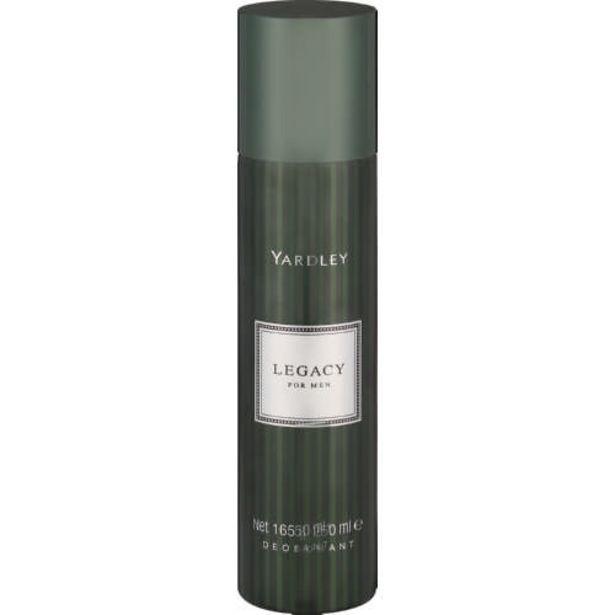 Legacy Deodorant Spray 250ml offers at R 60,99