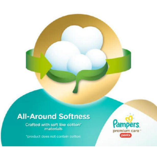 Premium Care Value Pack 60 Nappies Size 3 offers at R 264,99