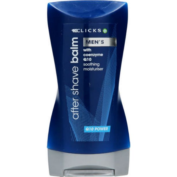 Men's After Shave Balm Q10 Power 100ml offers at R 89,99