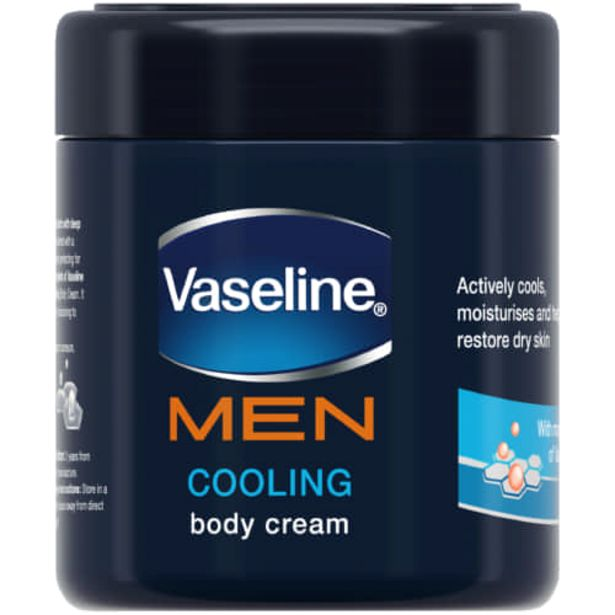 Moisturising Body Cream Cooling 400ml offers at R 42,99