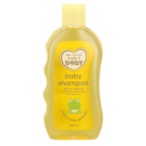 Baby Shampoo 200ml offer at R 33,99