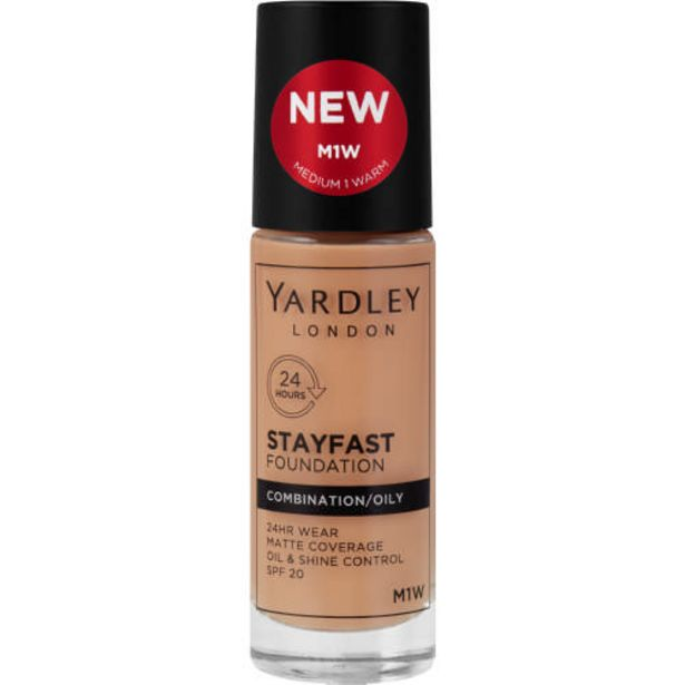 Stayfast Combination/Oily Foundation M1W offers at R 159