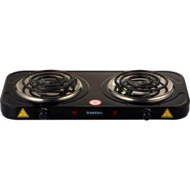 Double Spiral Hotplate offer at R 239