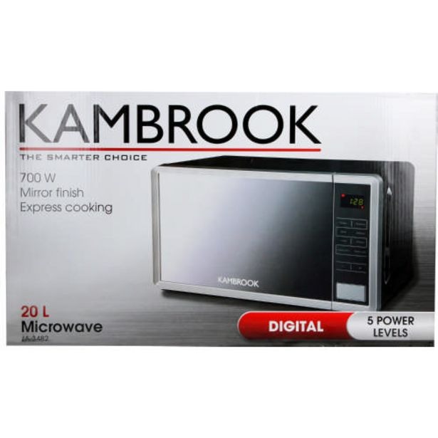 Microwave Oven 20 Litres offers at R 1