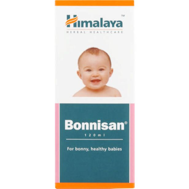 Bonnisan Syrup 120ml offers at R 86,99