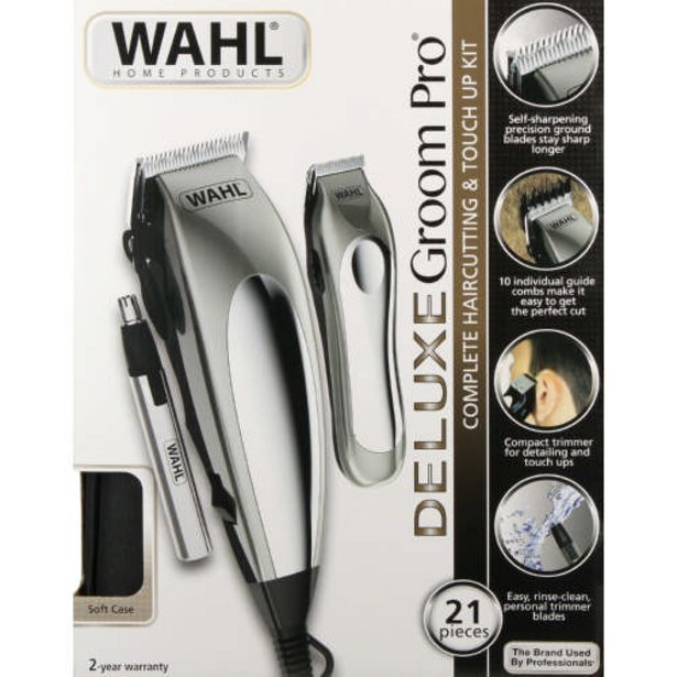 Deluxe HomePro Complete Haircutting Kit offers at R 549