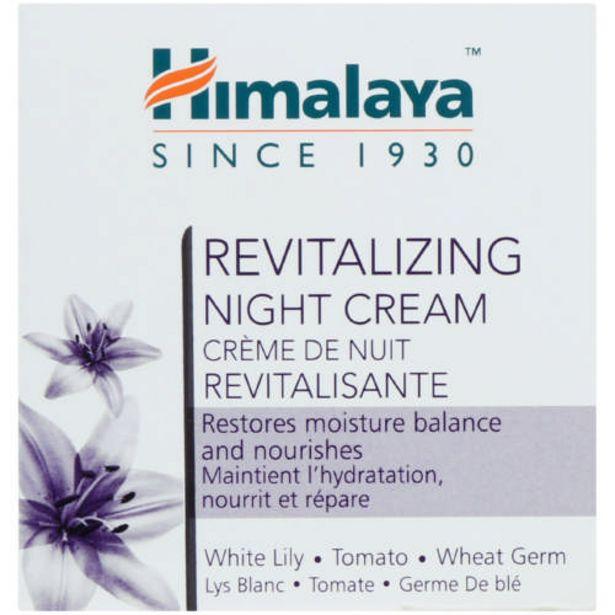 Revitalizing Night Cream 50ml offers at R 86,99