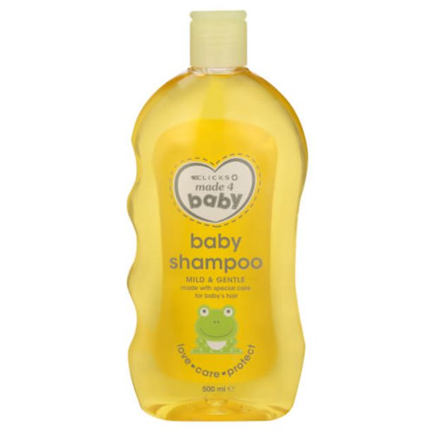 Baby Shampoo 500ml offer at R 49,99