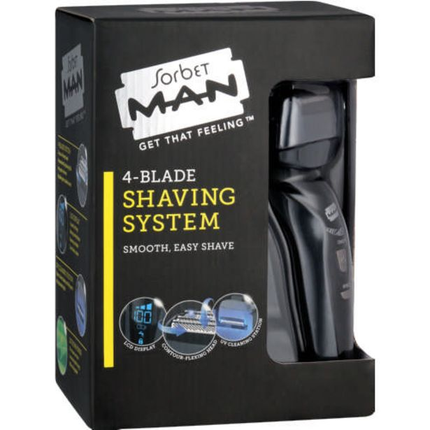 4 Blade Shaver offers at R 629