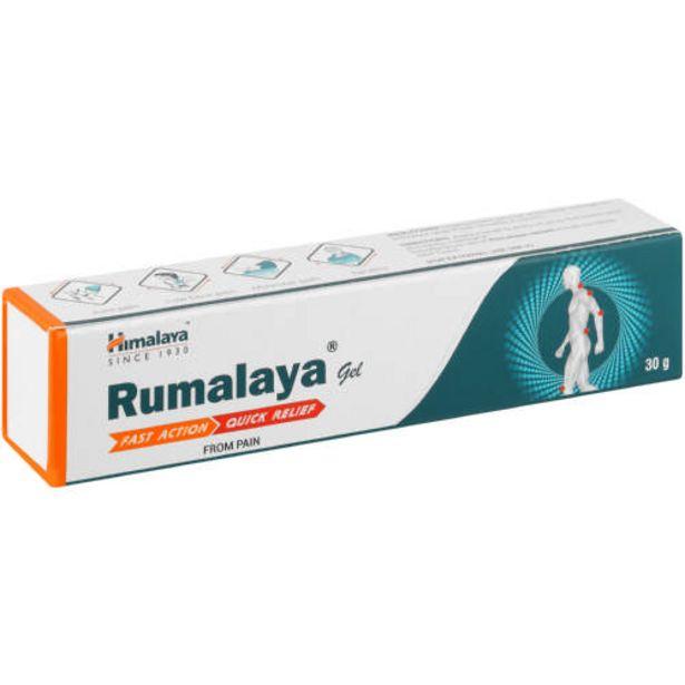 Rumalaya Gel 30g offers at R 75,99