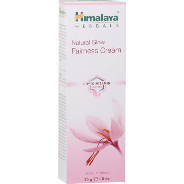 Natural Glow Fairness Cream 50g offers at R 29,99