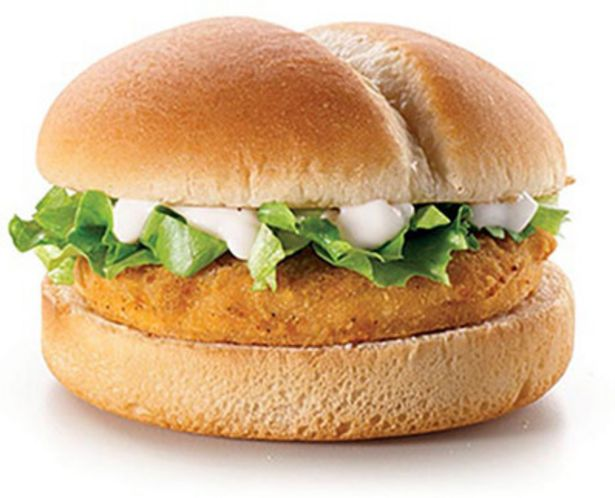 Snack Burger offers at R 19,9