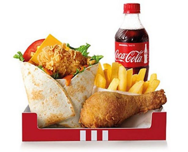 Wrapsta Box with Buddy Bottle offers at R 54,9