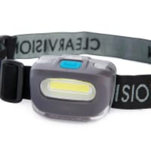Clearvision 3W COB Headlight offer at R 64,9