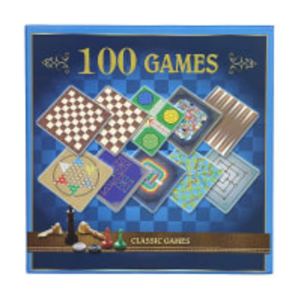 100 Games offer at R 144,9