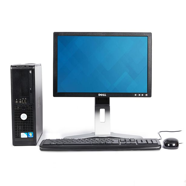 DELL Optiplex 780 combo offer at R 2399,9