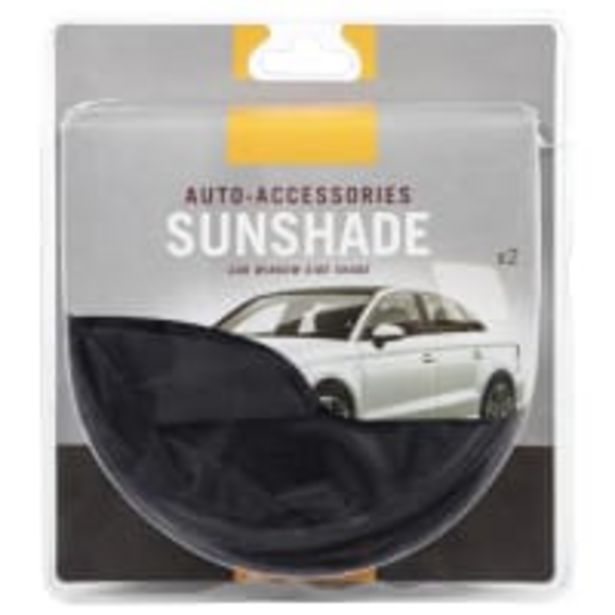 Side Window Sunshade offer at R 37,9