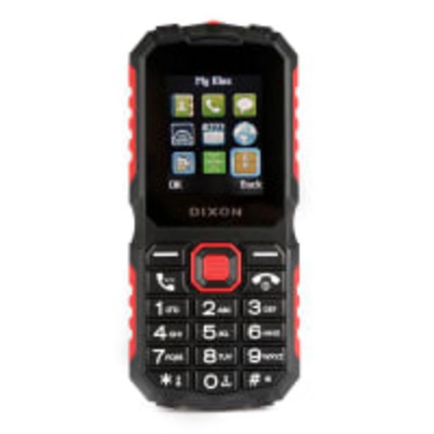 Dixon PIX Rugged Feature Phone offer at R 199,9