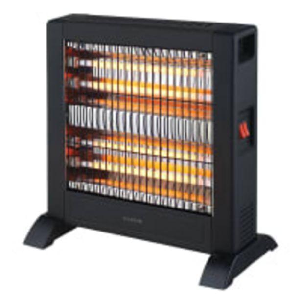 DIXON 4-Bar Quartz Heater offer at R 299,9