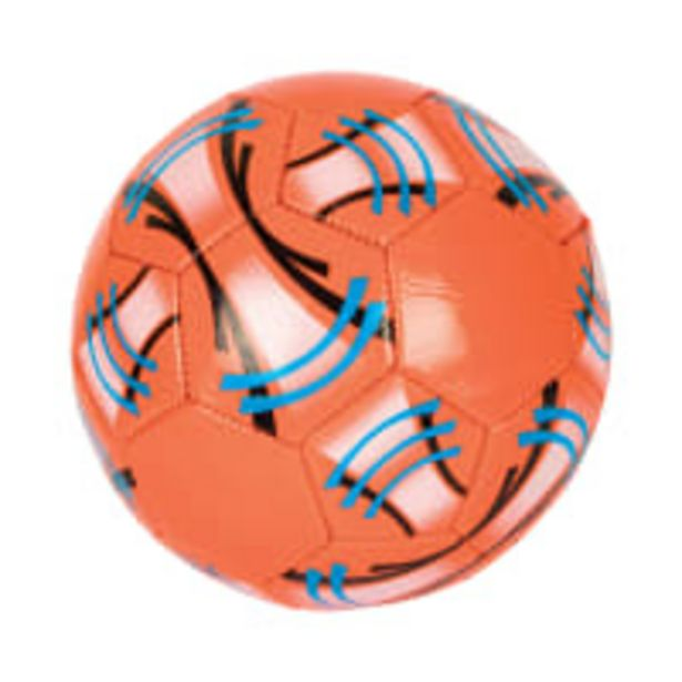 Soccer Ball – Red/Black offer at R 74,9