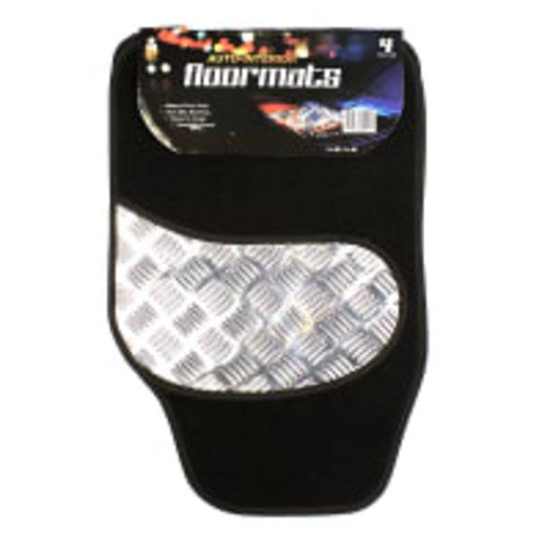 4-Piece Floor Mat Set offer at R 219,9