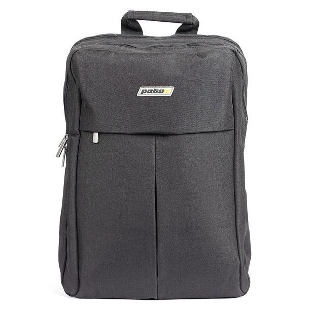 """PCBOX 15.6"""" Laptop Backpack – Black offer at R 339,9"""