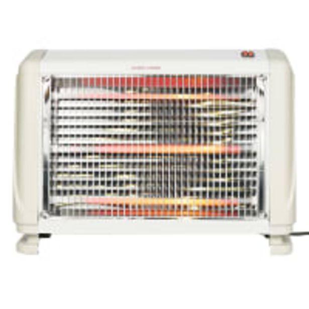 DIXON 3-Bar Quartz Heater 1800W offer at R 569,9